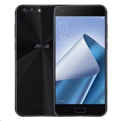ASUS ASUS Zenfone4 Dual-SIM ZE554KL SD630【Midnight Black 3GB 32GB 台湾版 SIMフリー】